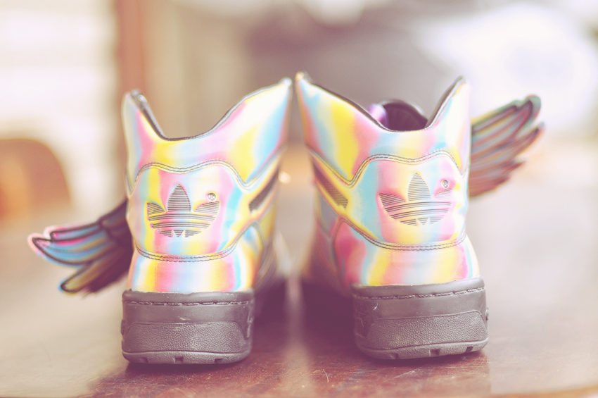 Adidas Winged Shoes Philippines
