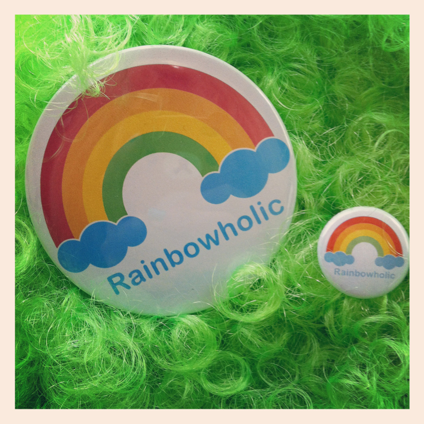 Rainbowholic X Broken Doll Collaboration Giveaway