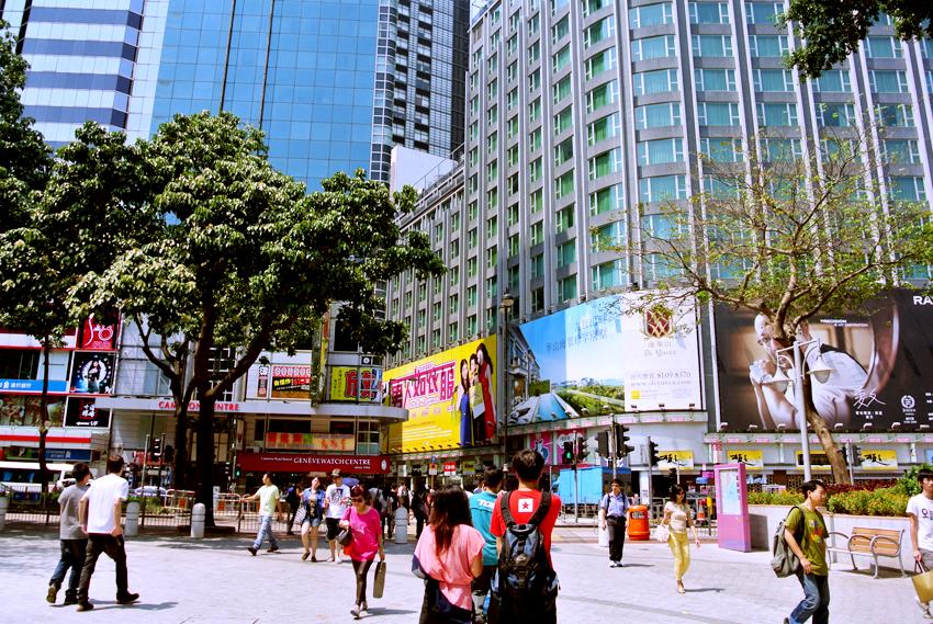 A Walk In Her Shoes Hongkong