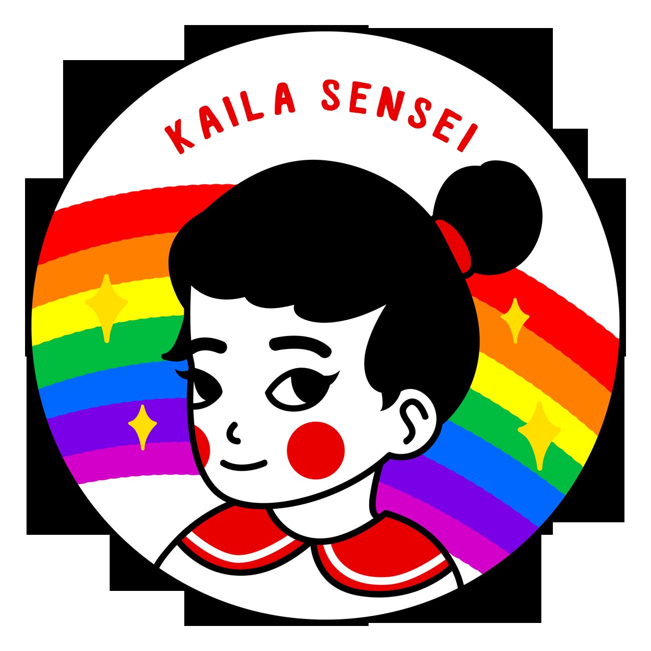 kaila sensei logo