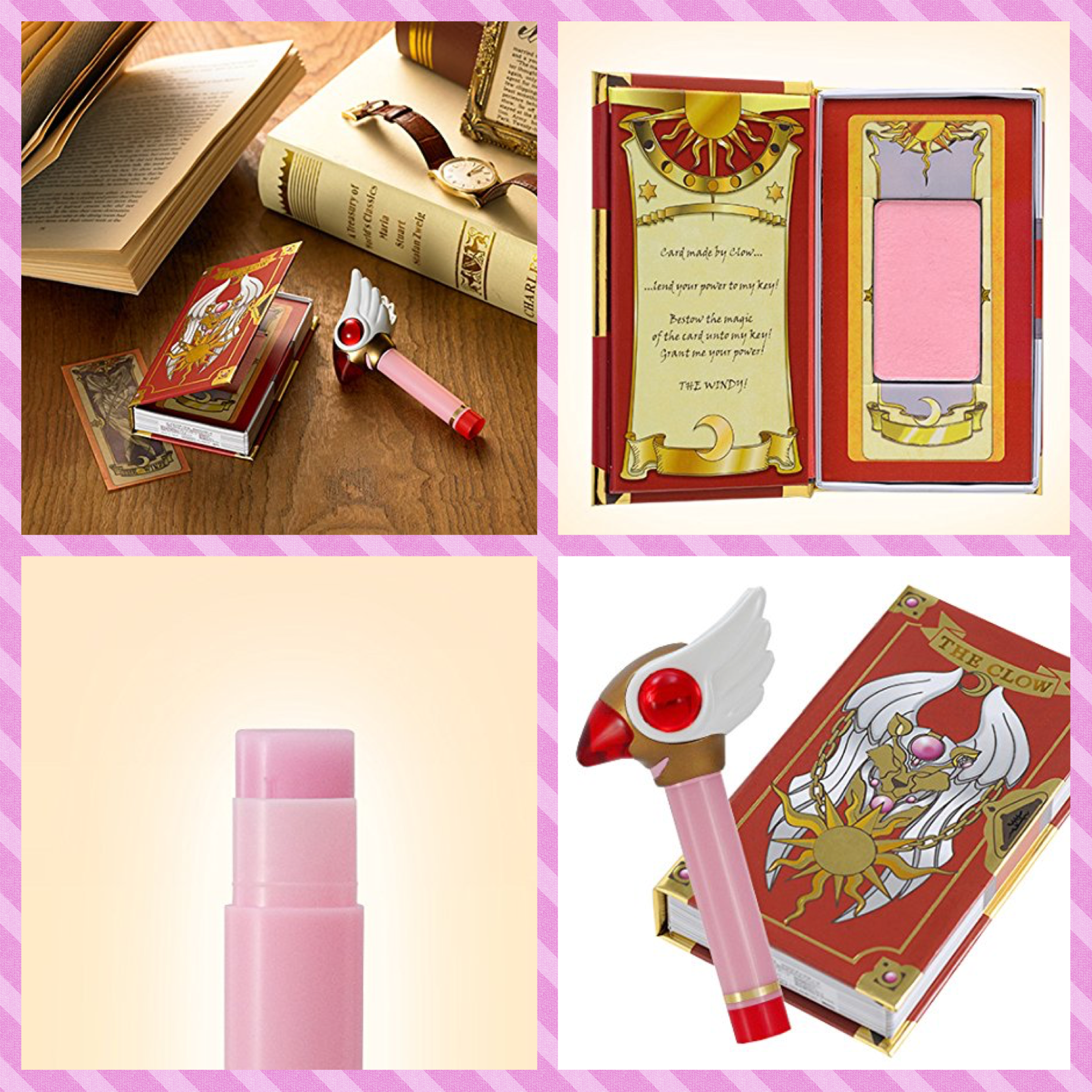 CCS make-up set