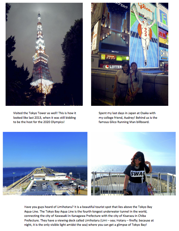 How to study in Japan by Jessica 05