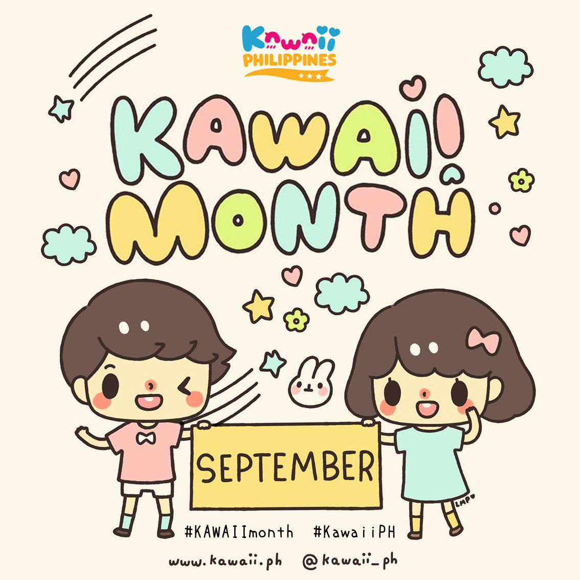 Kawaii Month at Kawaii Philippines