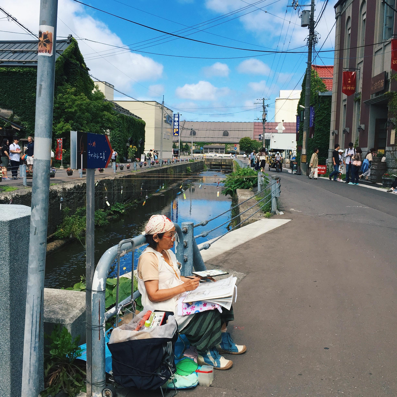 Hokkaido Day 3: Otaru City