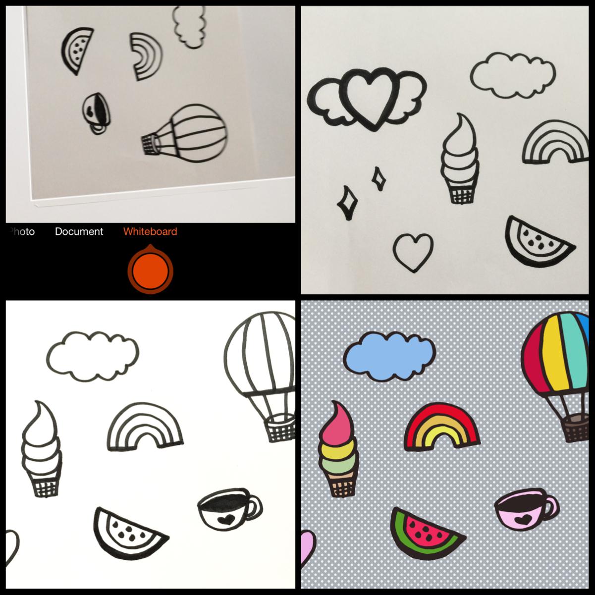 kaila sensei colored images