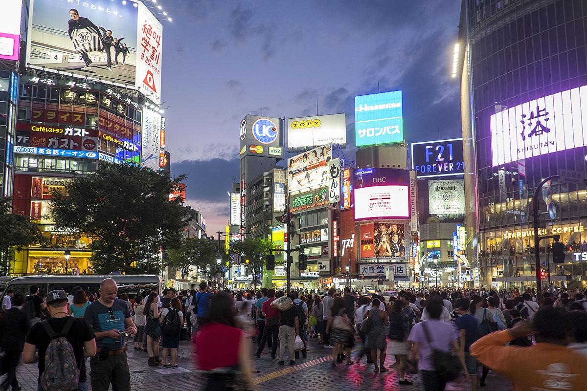 Shibuya Justin Japan 01
