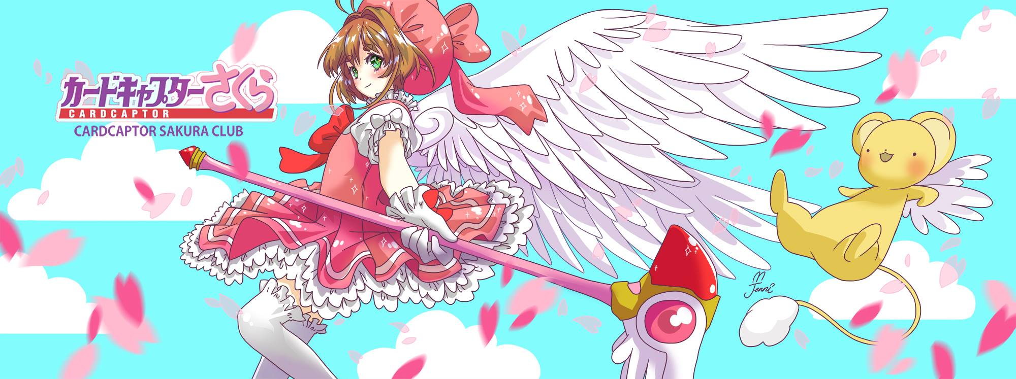 Cardcaptor Sakura Club by Jenni Illustrations