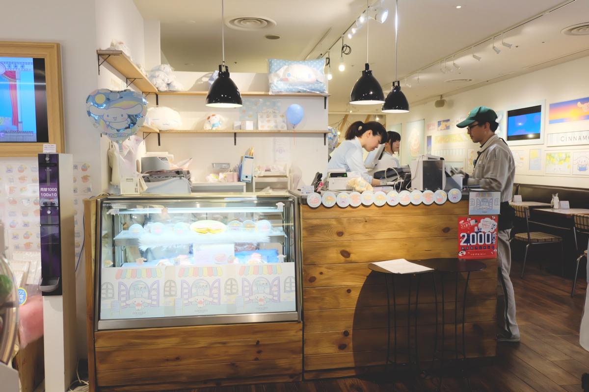 DSCF2991 rainbowholic cinnamoroll cafe shibuya kawaii cafe