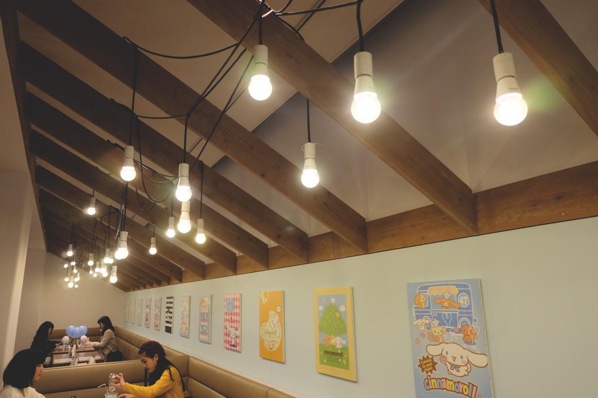 DSCF2996 rainbowholic cinnamoroll cafe shibuya kawaii cafe