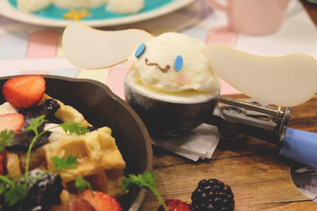 DSCF3009 rainbowholic cinnamoroll cafe shibuya kawaii cafe