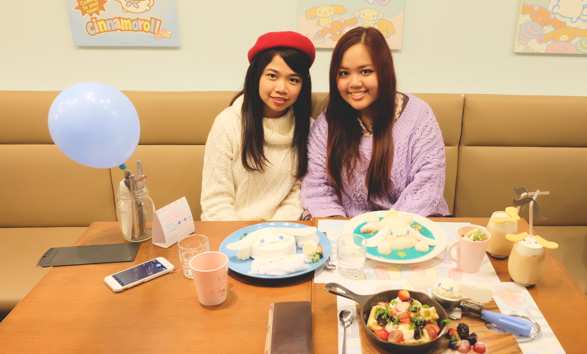 DSCF3010 rainbowholic cinnamoroll cafe shibuya kawaii cafe