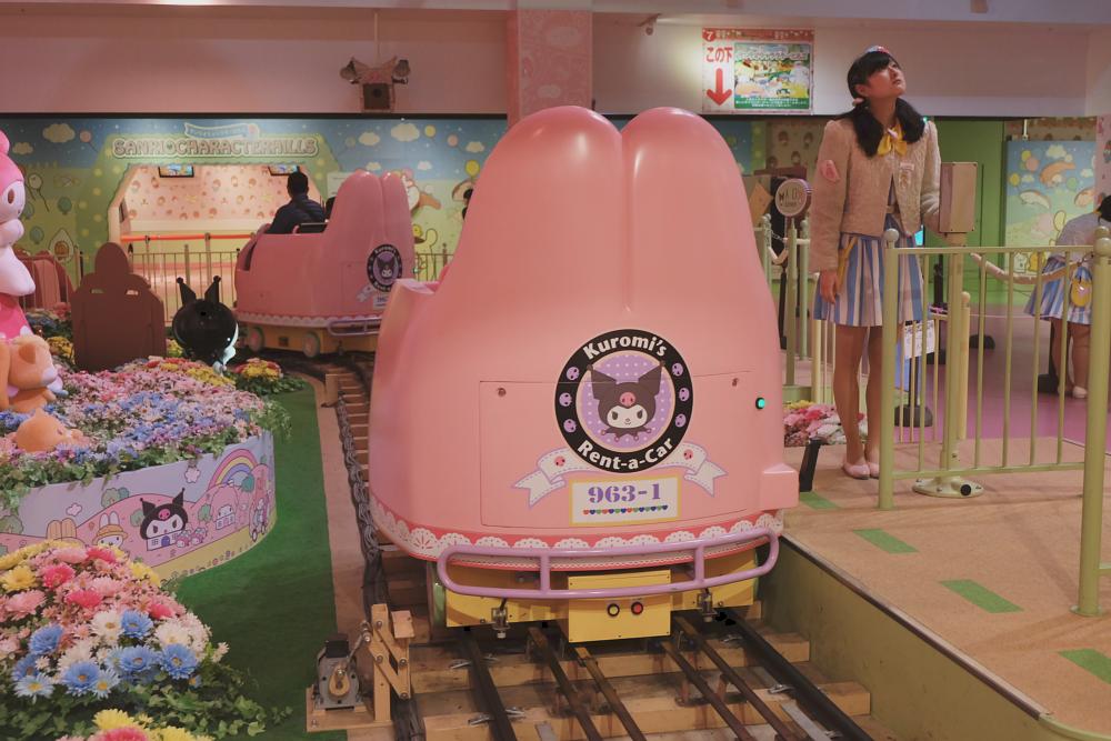 DSCF3683 kawaii sanrio puroland tokyo
