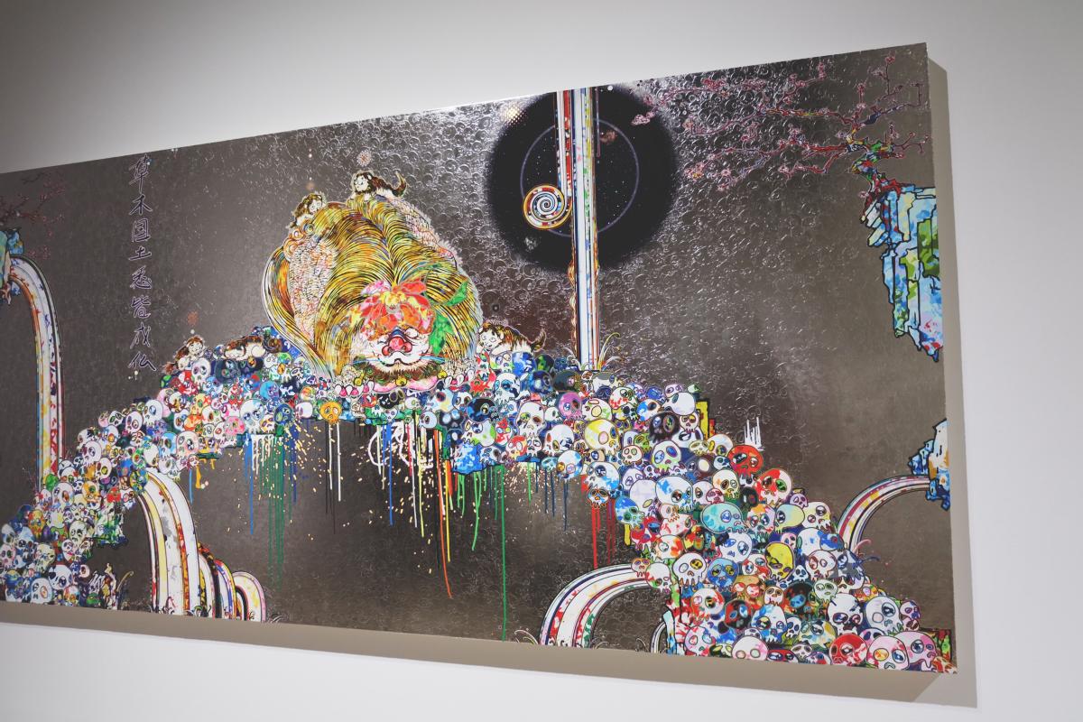 DSCF4288 the 500 arharts mori art museum takashi murakami