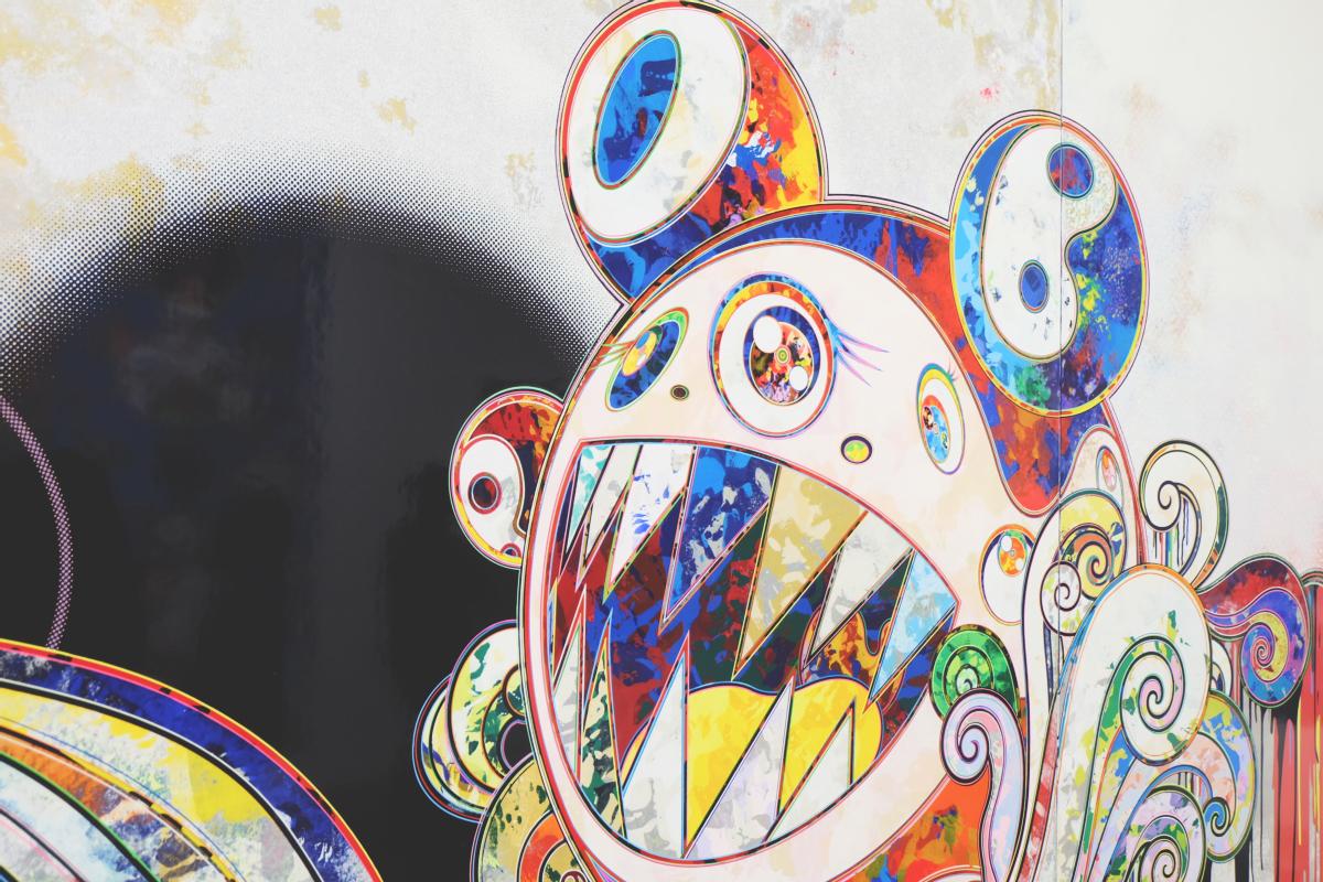DSCF4302 the 500 arharts mori art museum takashi murakami