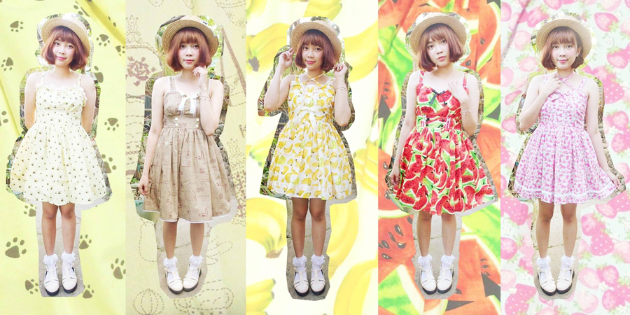 Dolly Kaye Kawaii Dresses