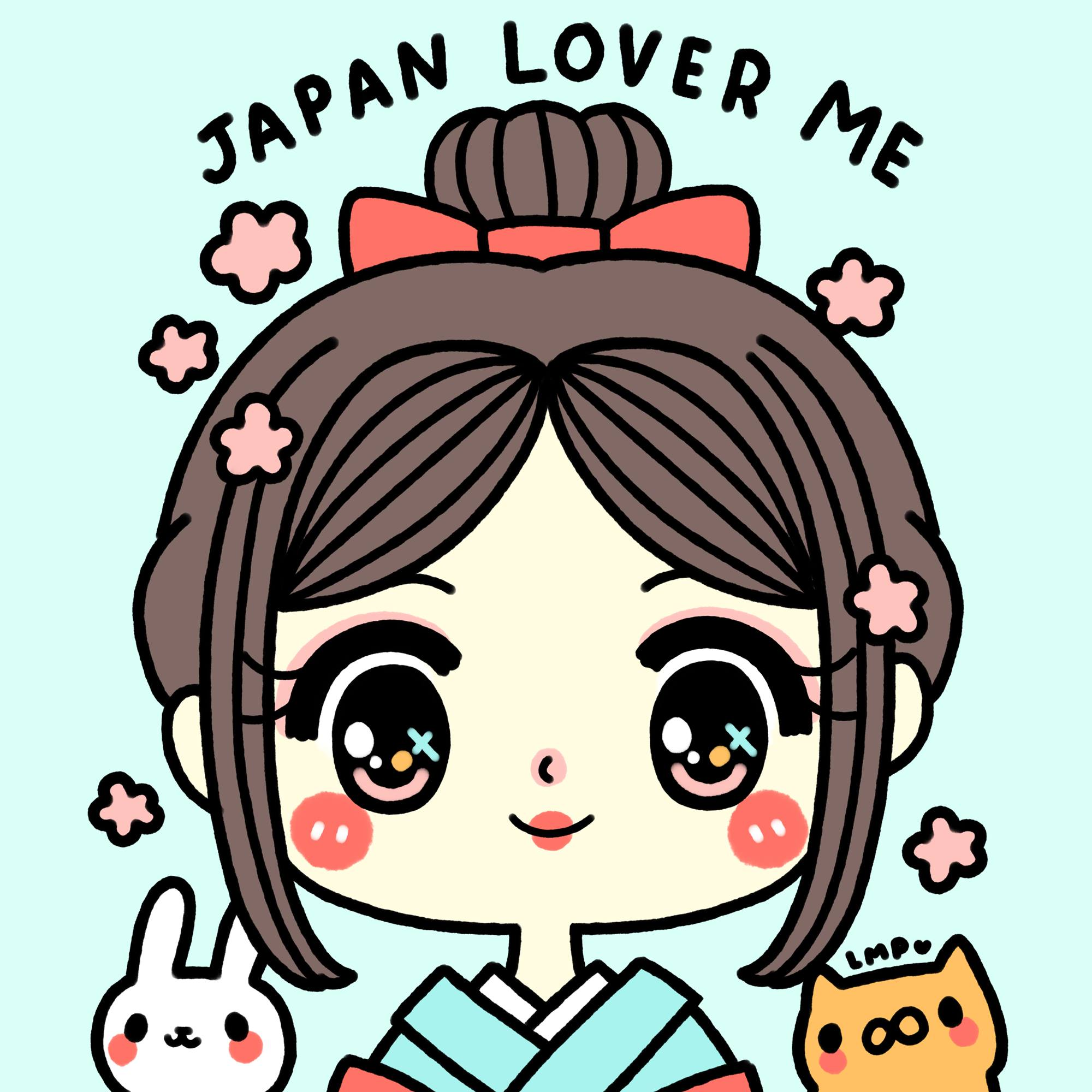 JAPAN LOVER ME Kawaii Japanese Culture
