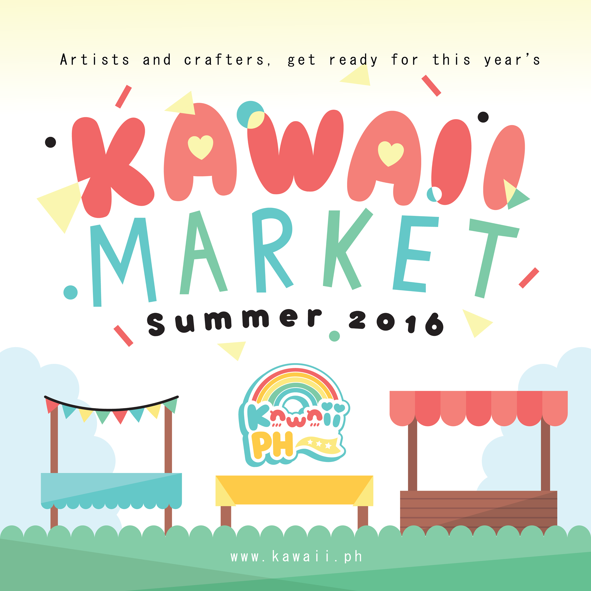 KAWAII PHILIPPINES Kawaii Market 2016