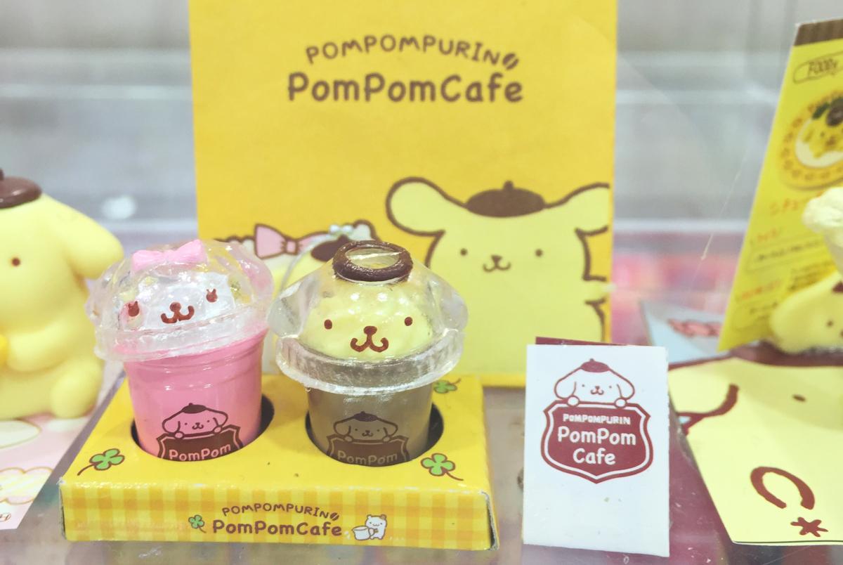 Photo 1-9-16, 5 08 03 PMcinnamoroll cafe kiddyland harajuku kawaii
