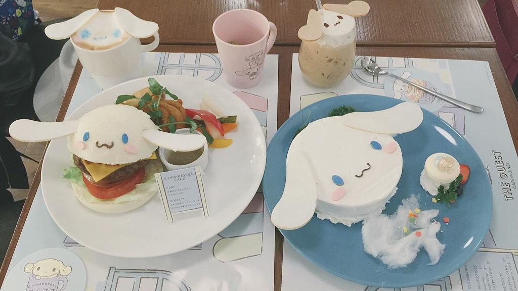 Photo 12-31-15, 8 05 50 PMkawaii cinnamoroll cafe shibuya