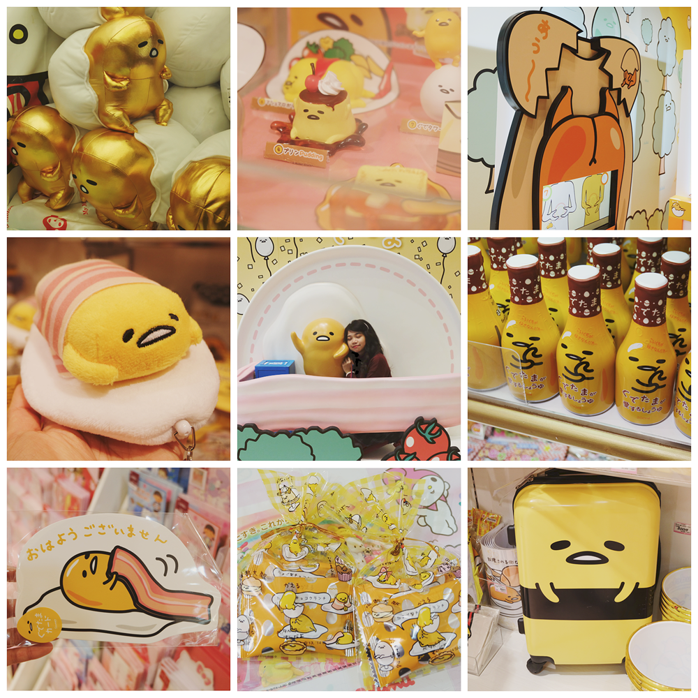 all things gudetama