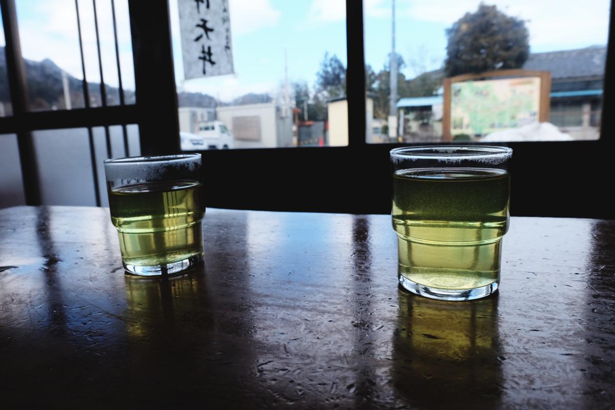 DSCF6243 icicles of misotsuchi chichibu saitama