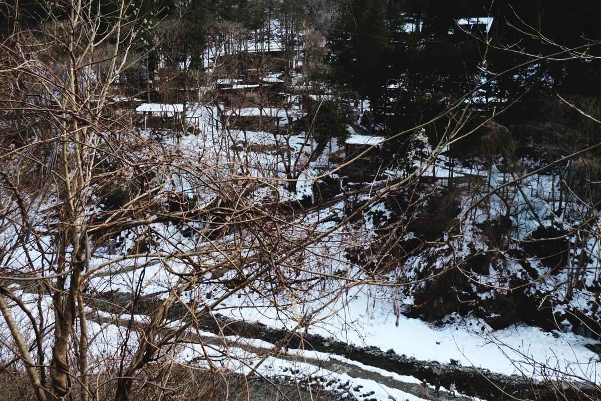 DSCF6271 icicles of misotsuchi chichibu saitama