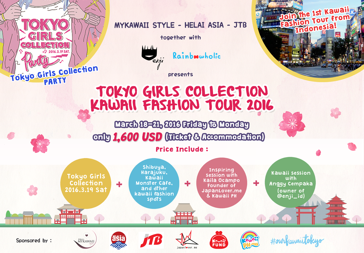 Kawaii Fashion Tour 2016