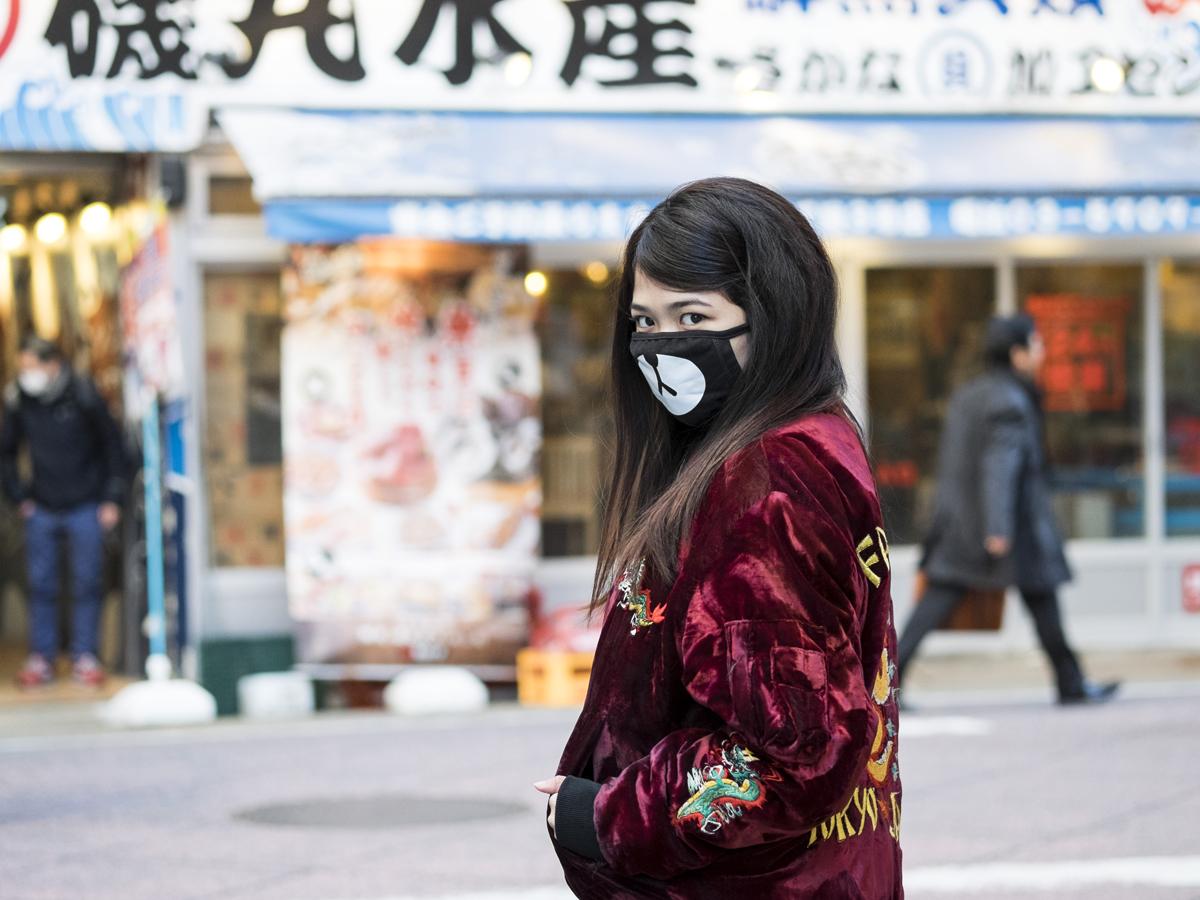 Sukajan Souvenir Jacket Tokyo Fashion 1