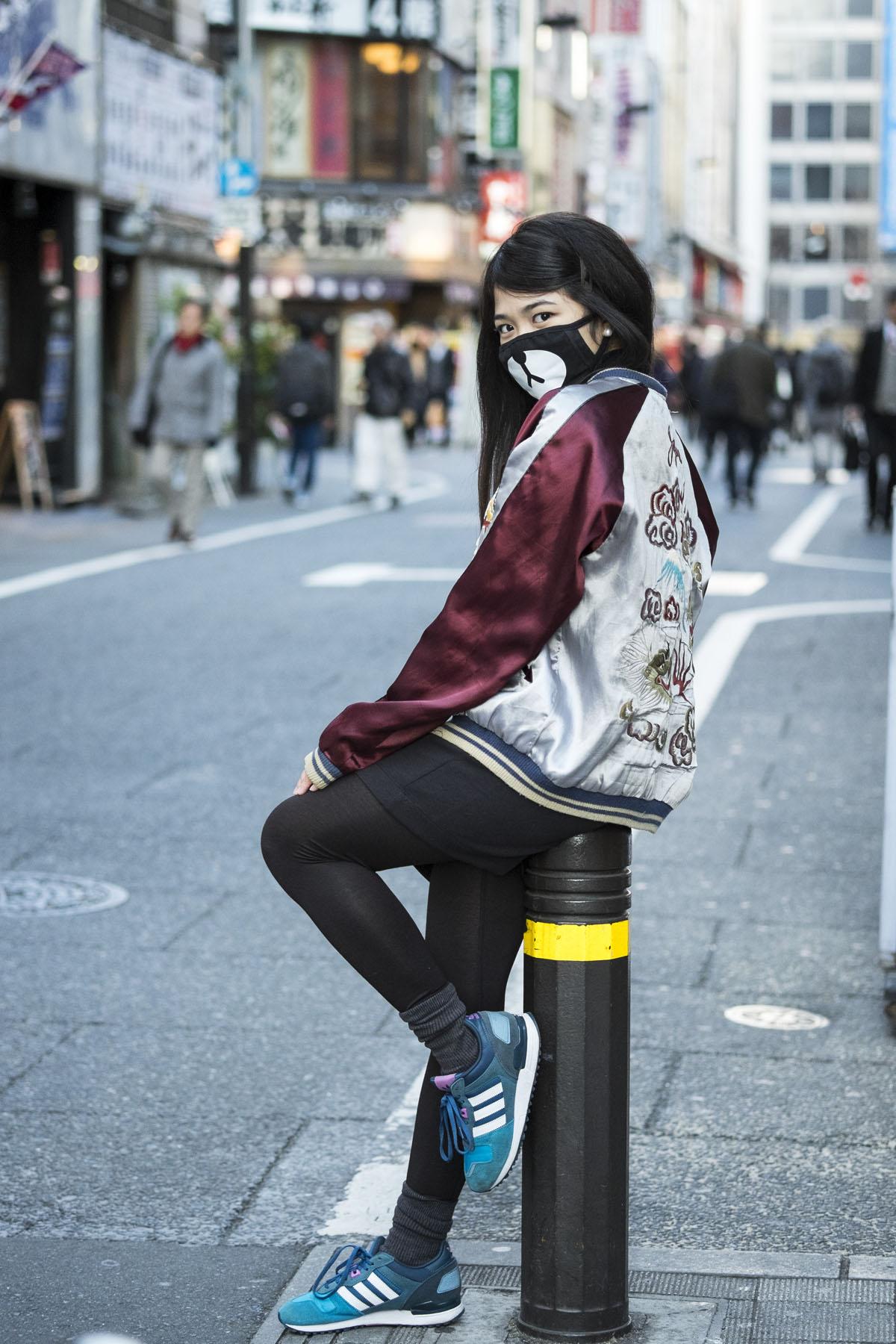 Sukajan Souvenir Jacket Tokyo Fashion 3