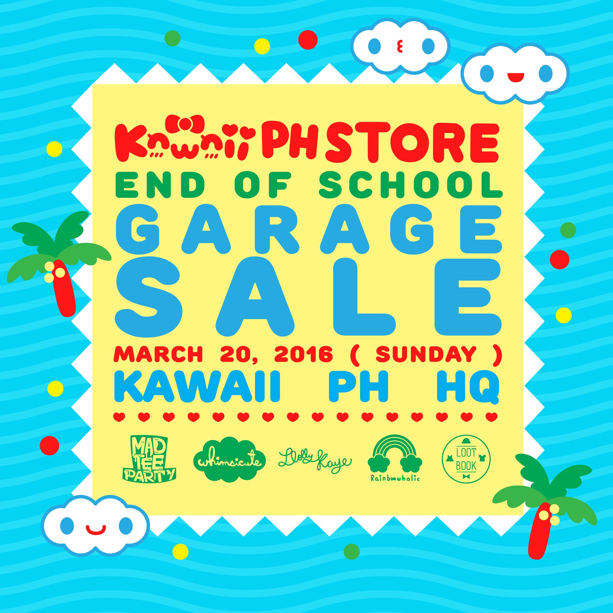 Kawaii PH Store Garage Sale