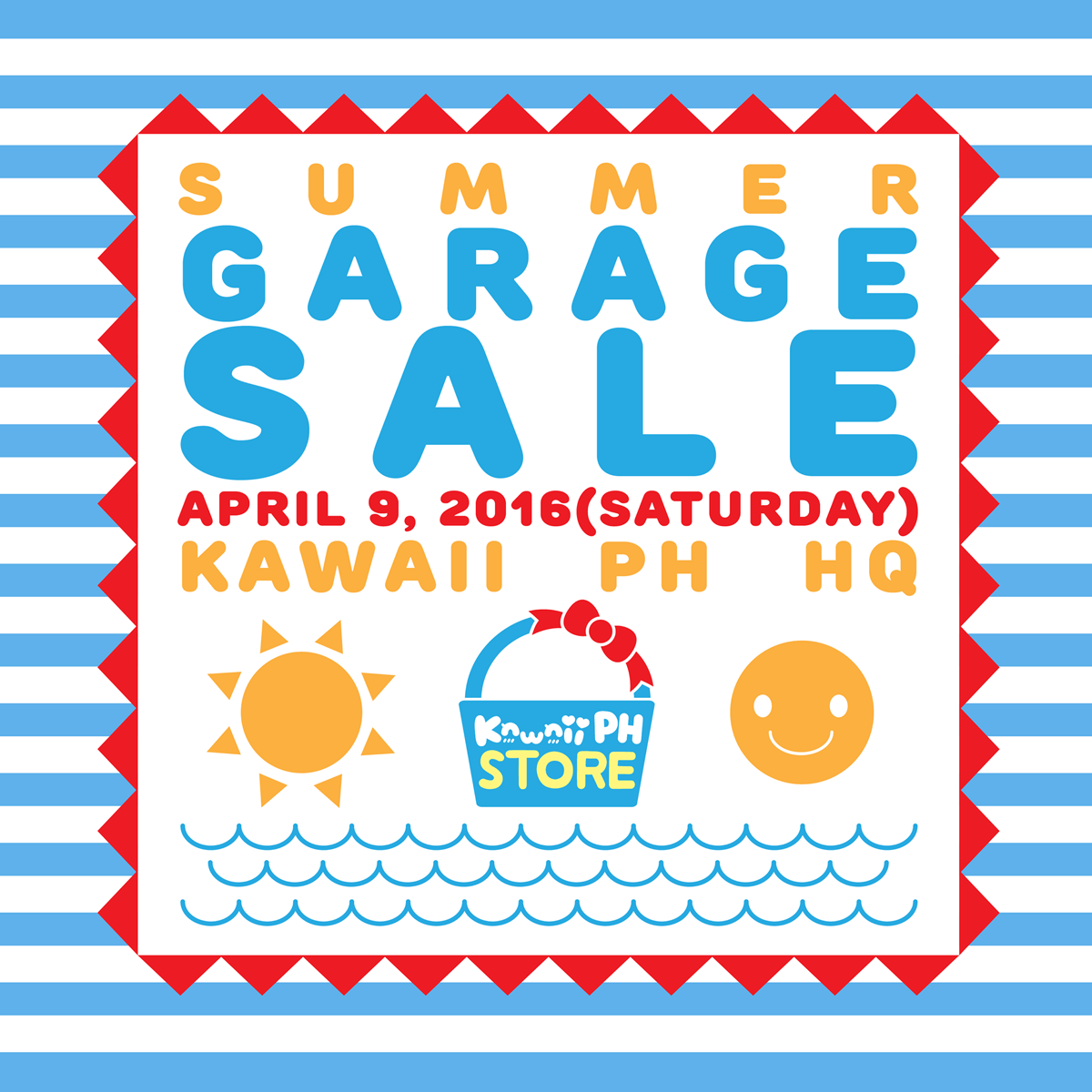 Kawaii PH Store Summer Garage Sale
