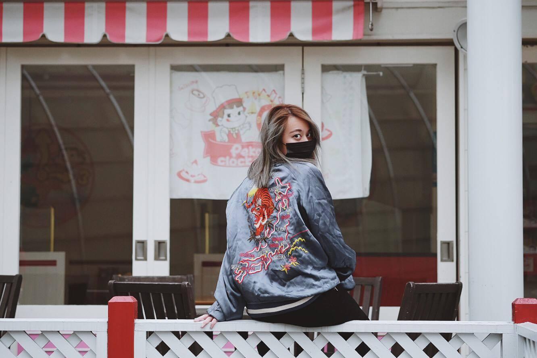 Reese Lansangan Japan Arigato Internet