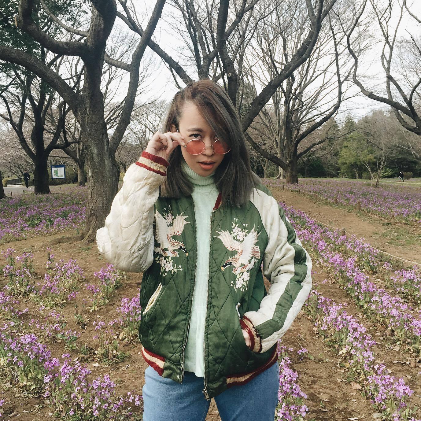 Reese Lansangan Souvenir Jacket