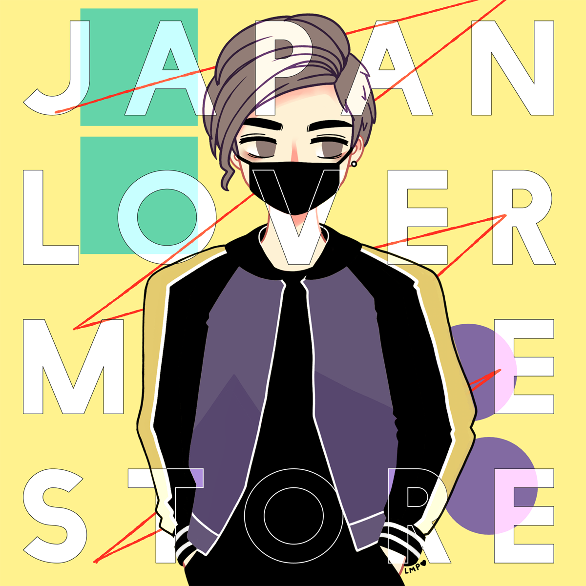 SOUVENIR JACKET Japan Lover Me Store Fuji Q Sukajan Gilbert Square JLM 1600px