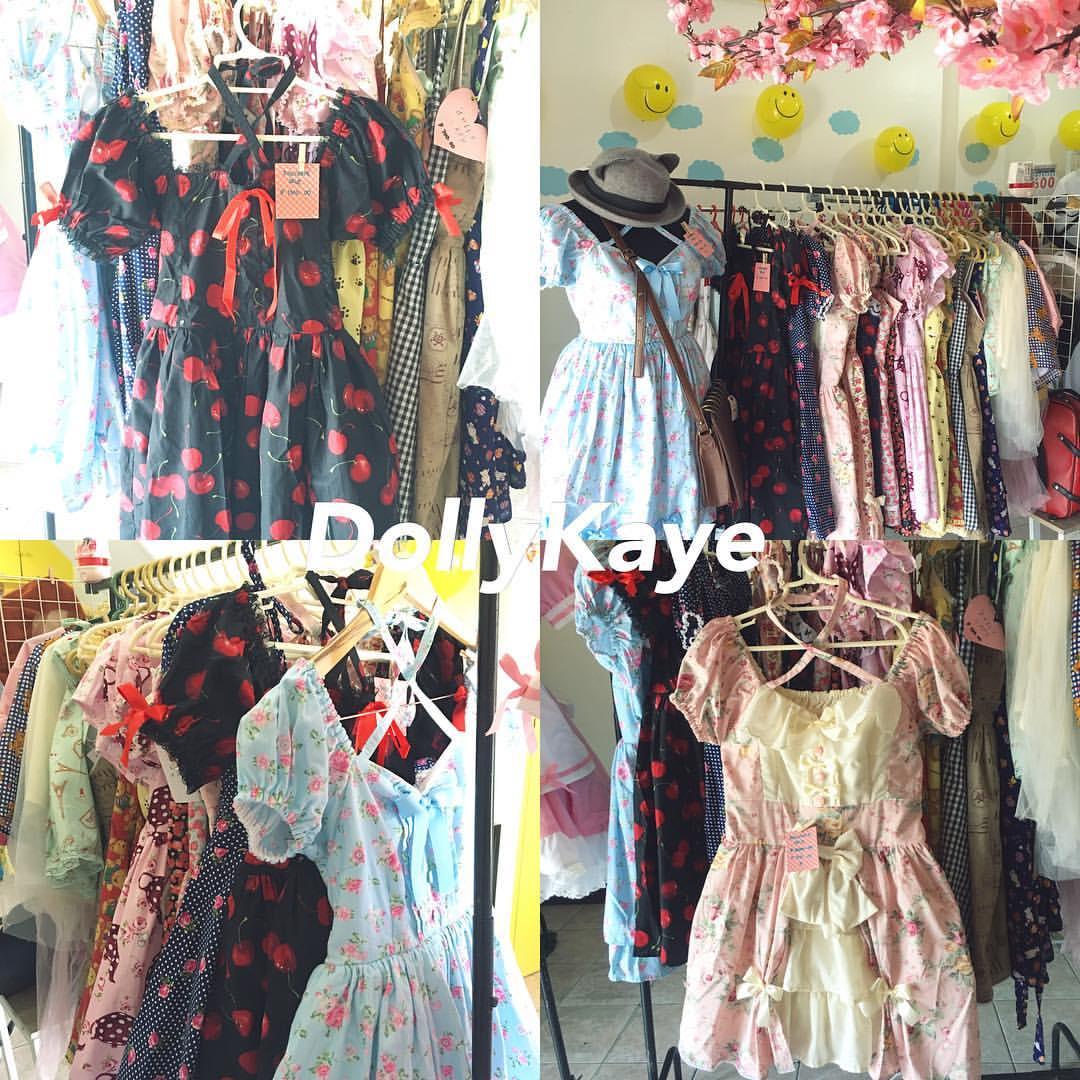 dolly kaye