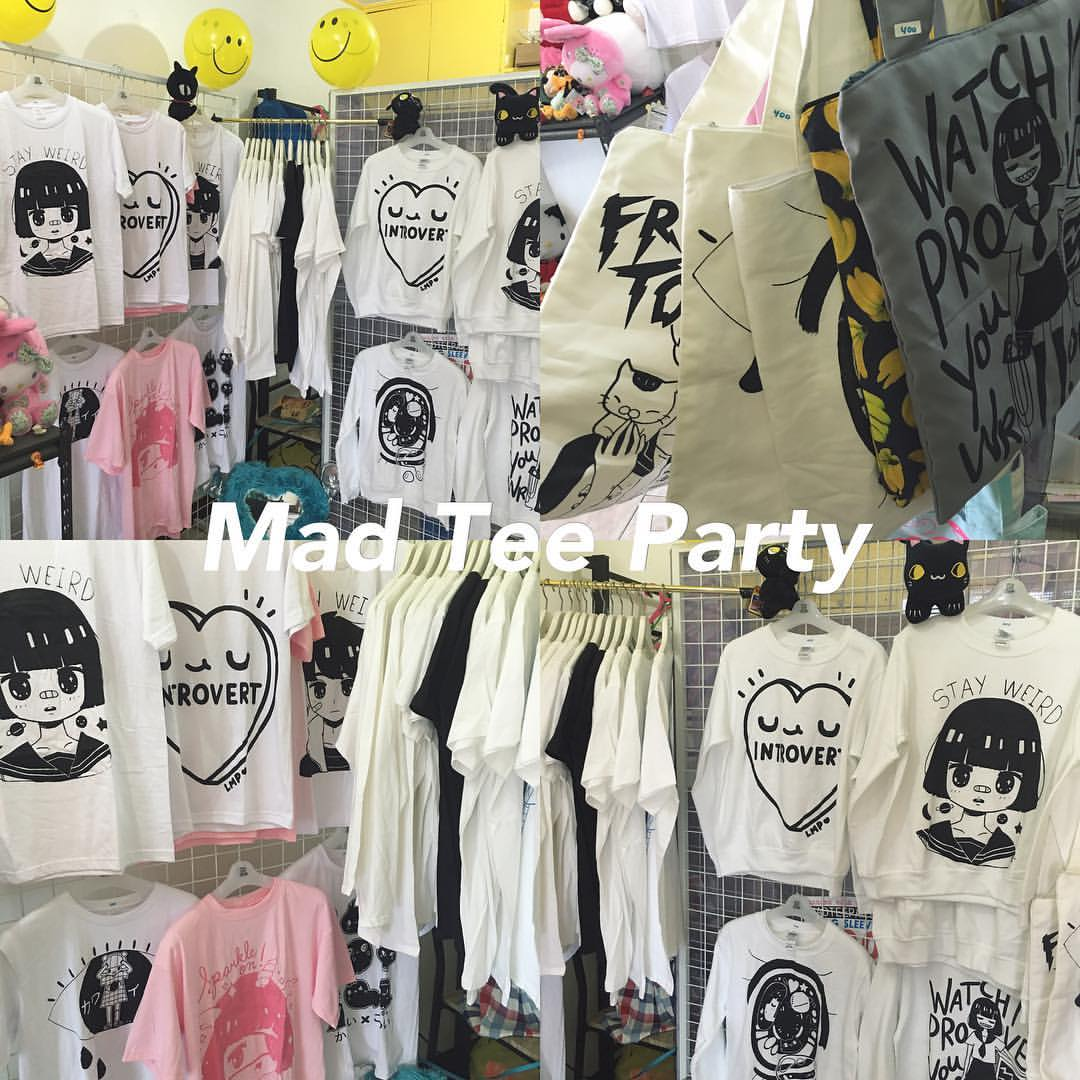 mad tee party