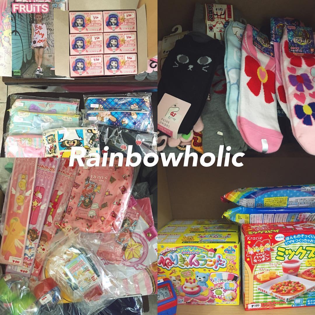 rainbowholic candy kawaii lover