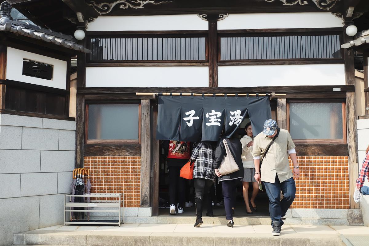 Edo Tokyo Museum Cherry Blossoms 25
