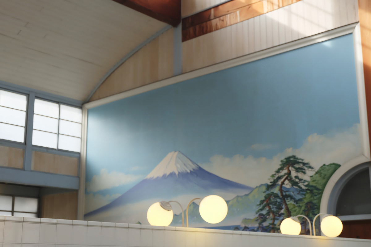 Edo Tokyo Museum Cherry Blossoms 31
