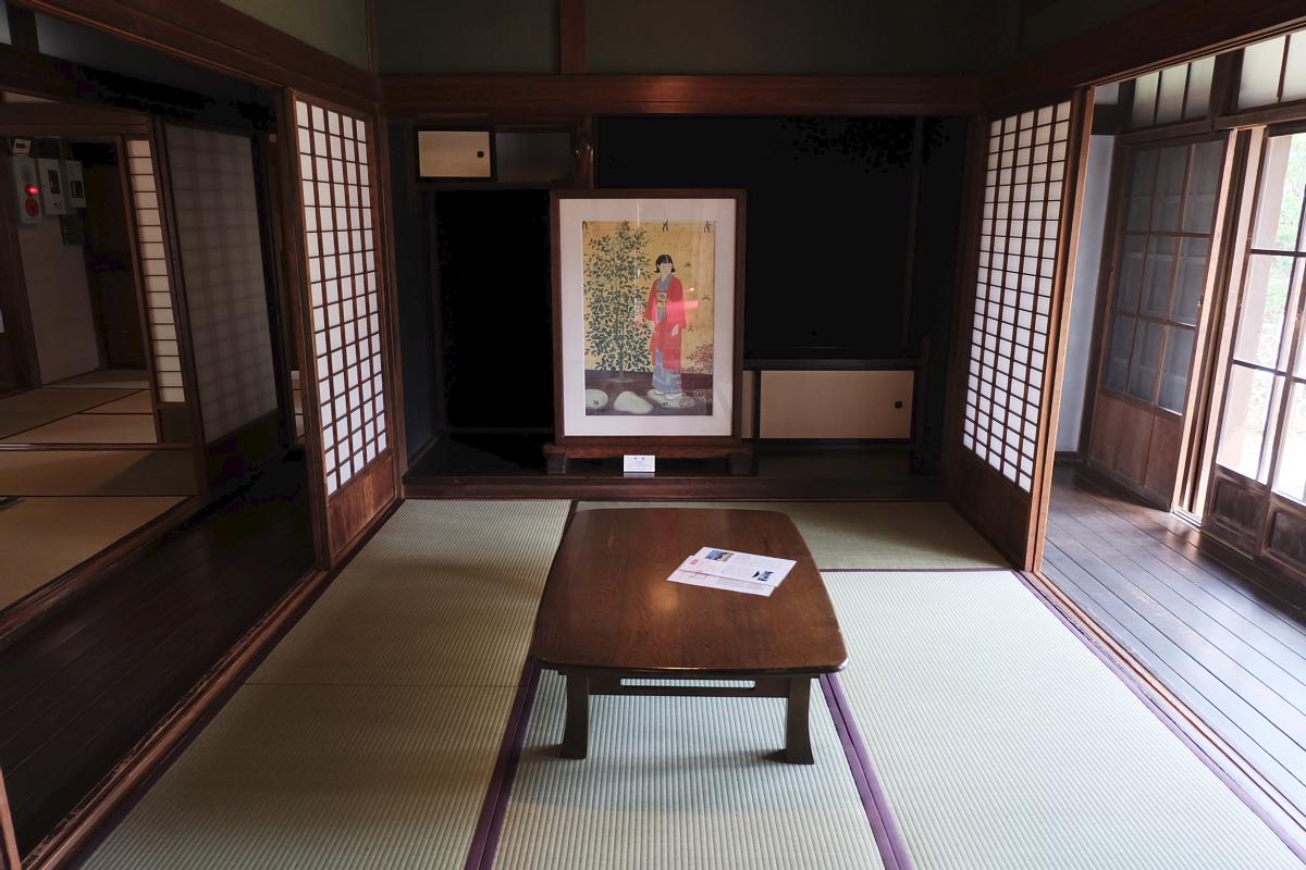 Edo Tokyo Museum Cherry Blossoms 7