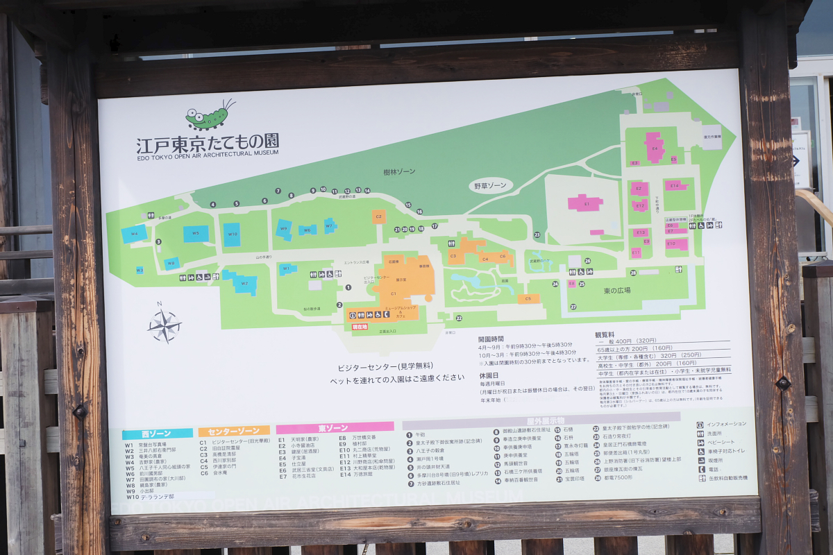 Edo Tokyo Museum Cherry Blossoms 77