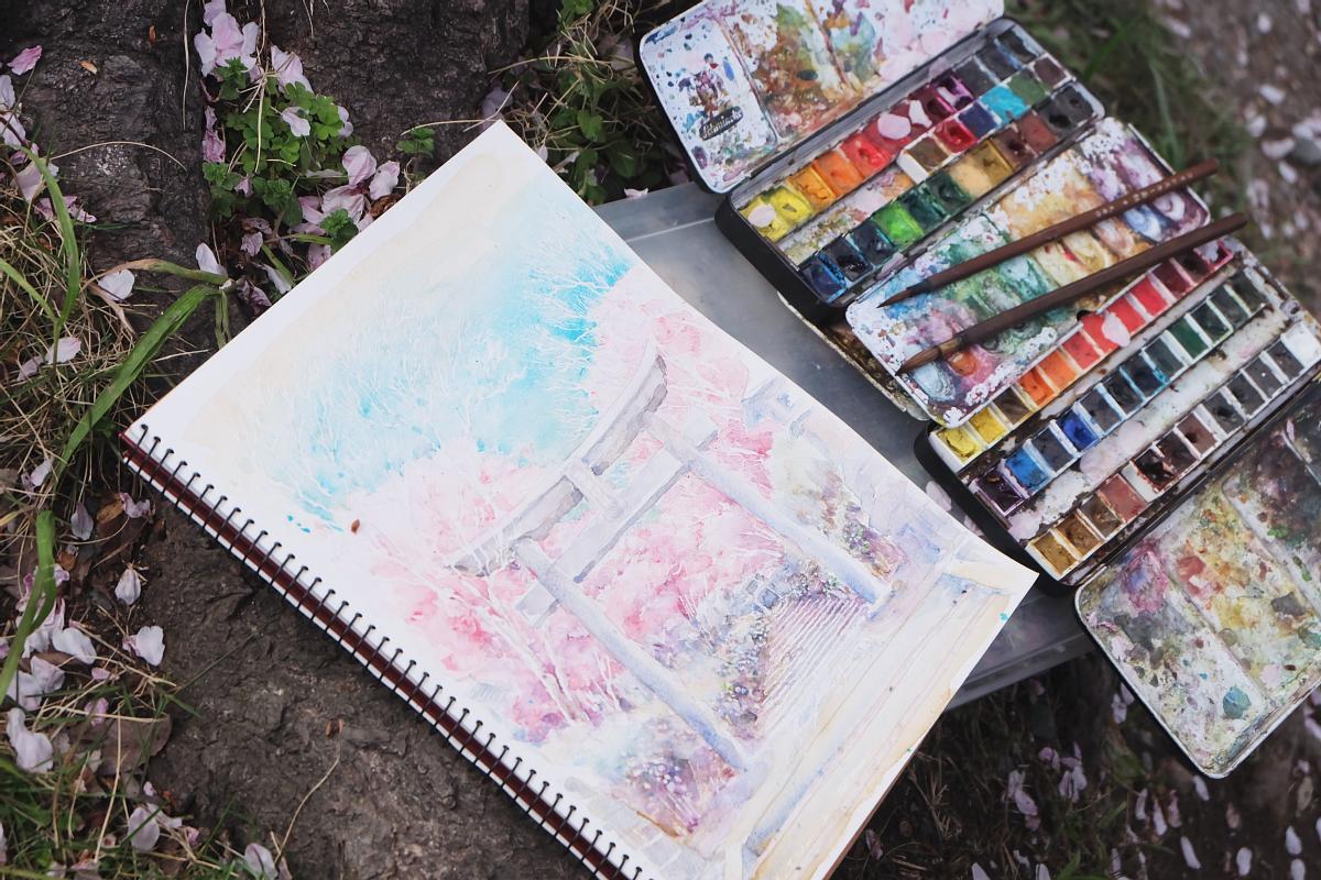 DSCF1029 kyoto sakura cherry blossoms spring 2016