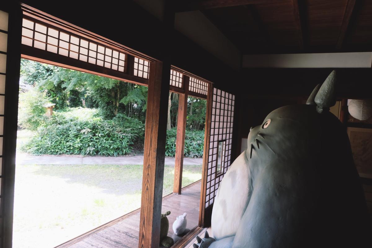 DSCF7081 totoro forest saitama