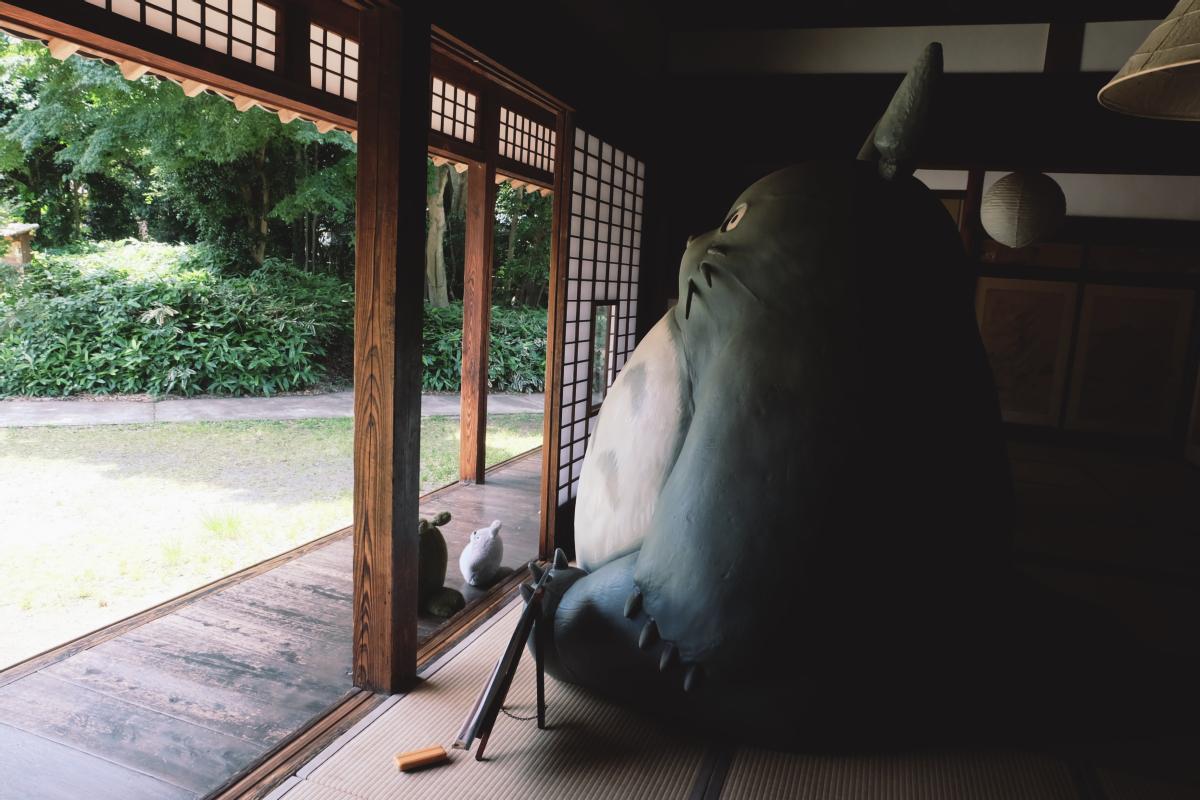 DSCF7082 totoro forest saitama