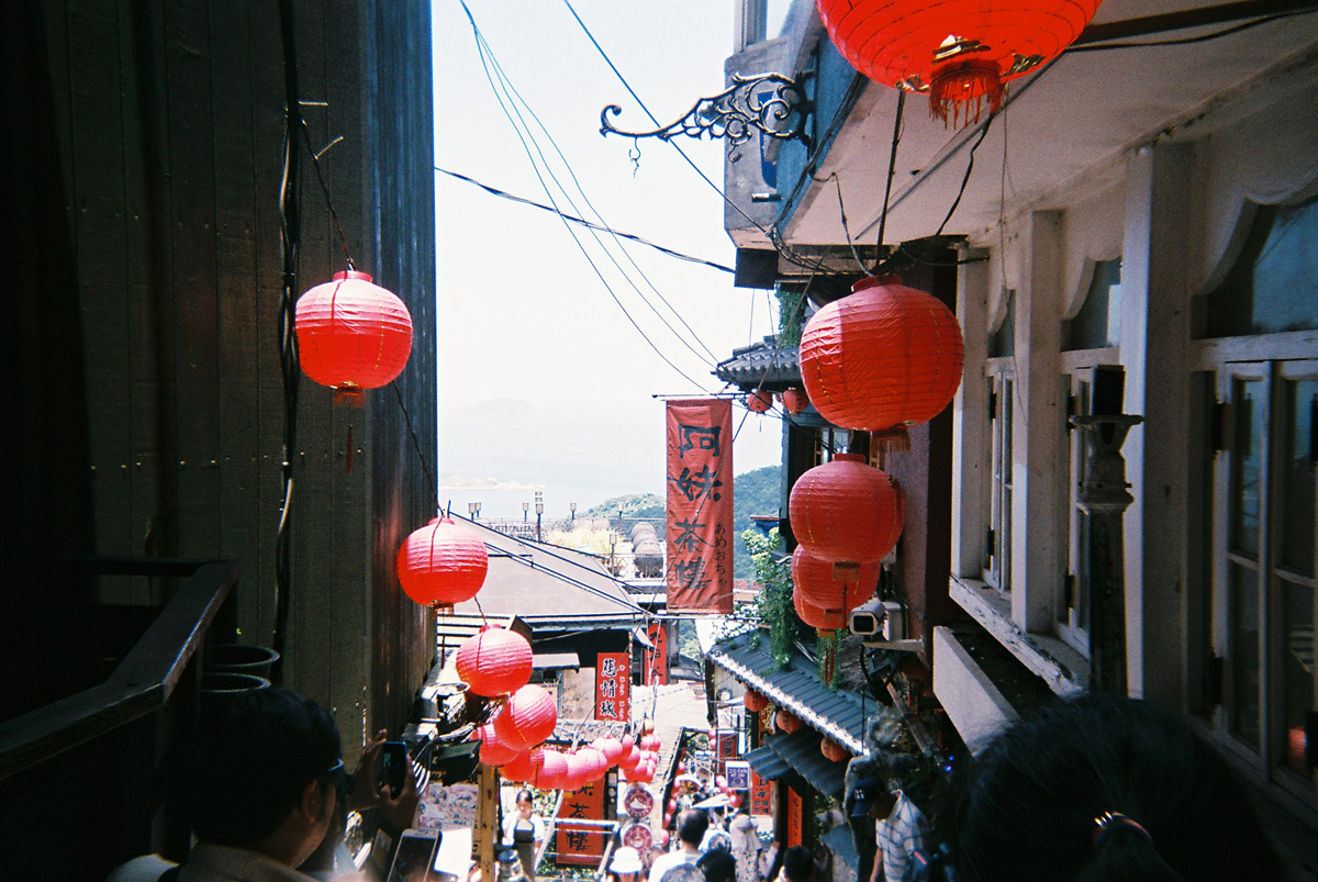 Taiwan Film Fujicolor Disposable Camera Rainbowholic 8