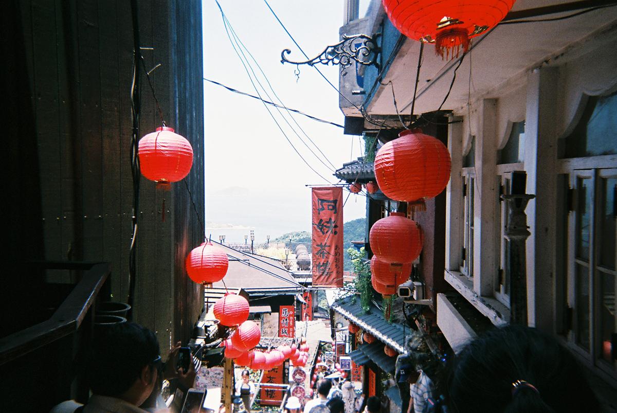 Taiwan Film Fujicolor Disposable Camera Rainbowholic 8