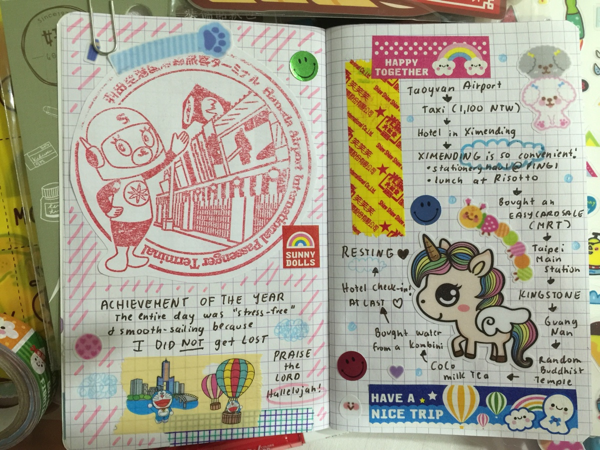 reunited with my college friends taiwan kawaii travel diary the