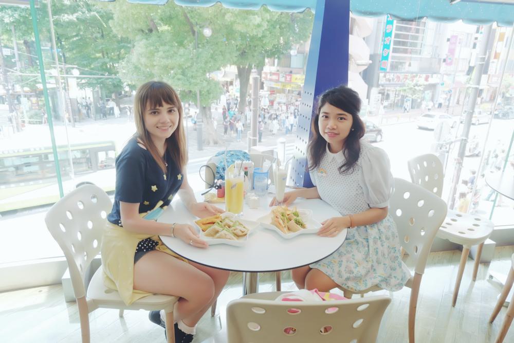 milky way cafe ikebukuro kaila bene 13