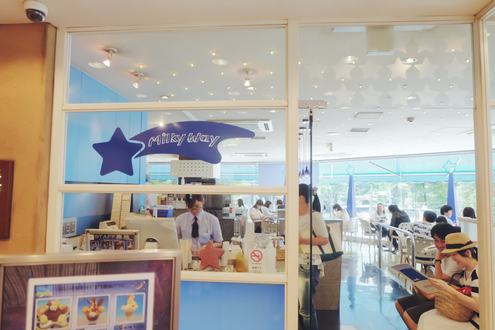 milky way cafe ikebukuro kaila bene 14