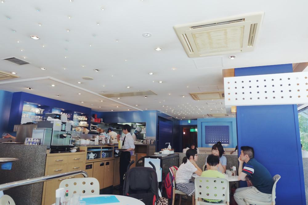 milky way cafe ikebukuro kaila bene 7